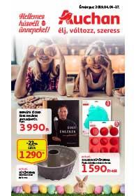 Auchan akciós újság 2019. 04.04-04.17