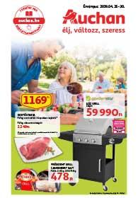 Auchan akciós újság 2019. 04.25-04.30