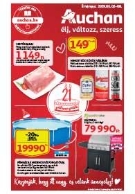 Auchan akciós újság 2019. 05.02-05.08