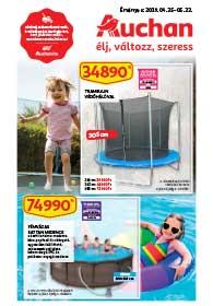 Auchan akciós újság 2019. 04.25-05.22