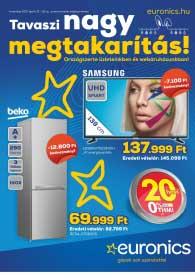 Euronics akciós újság 2019. 04.16-04.22