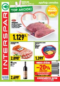 Interspar akciós újság 2019. 04.11-04.20
