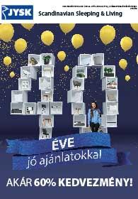 JYSK akciós újság 2019. 04.04-04.17