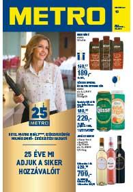 Metro Élelmiszer és Szezonális katalógus 2019. 04.24-05.07