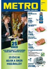 Metro Élelmiszer és Szezonális katalógus 2019. 04.03-04.23