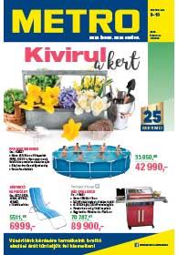 Metro Kert katalógus 2019. 04.03-05.07