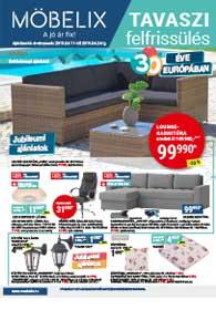 Möbelix akciós újság 2019. 04.11-04.24