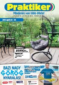 Praktiker akciós újság 2019. 04.18-04.29