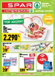 Spar akciós újság 2019. 04.04-04.10