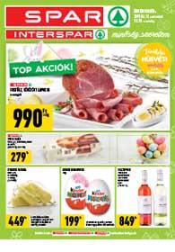 Spar akciós újság 2019. 04.11-04.20