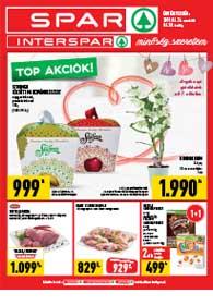 Spar akciós újság 2019. 04.24-04.30