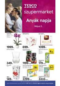 Tesco szupermarket akciós újság 2019. 05.02-05.08