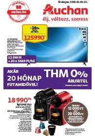 Auchan akciós újság 2019. 05.09-05.22