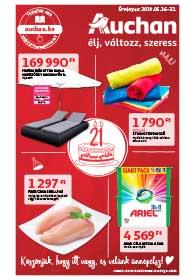 Auchan akciós újság 2019. 05.16-05.22