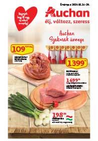 Auchan akciós újság 2019. 05.16-05.29