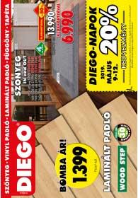 Diego akciós újság 2019. 05.01-05.31