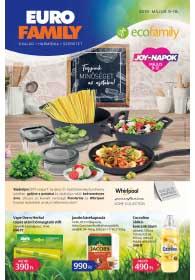 Euro Family akciós újság 2019. 05.09-05.19