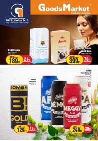 Goods Market akciós újság 2019. 06.03-06.13
