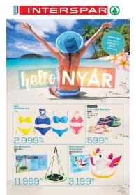 Interspar Nyári katalógus 2019. 05.15-06.26