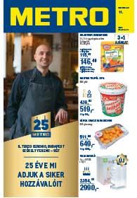 Metro Élelmiszer és Szezonális katalógus 2019. 05.07-05.21