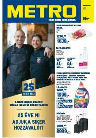 Metro Élelmiszer és Szezonális katalógus 2019. 05.22-06.04