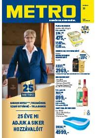 Metro Élelmiszer és Szezonális katalógus 2019. 06.05-06.18