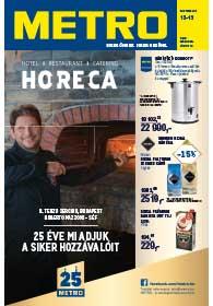 Metro HORECA katalógus 2019. 05.22-06.18