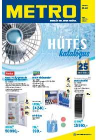 Metro Hűtés katalógus 2019. 06.05-07.02