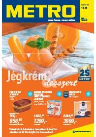 Metro Jégkrém katalógus 2019. 05.22-06.18