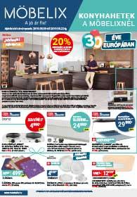 Möbelix akciós újság 2019. 05.09-05.22