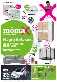 Mömax akciós újság 2019. 05.30-06.05