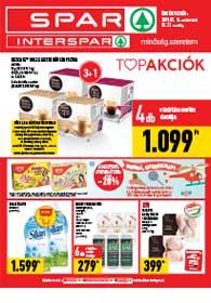 Spar akciós újság 2019. 05.16-05.22