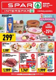 Spar akciós újság 2019. 05.30-06.05