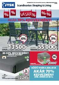 JYSK akciós újság 2019. 06.20-07.03