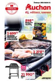 Auchan akciós újság 2019. 06.06-06.12