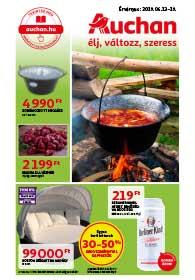 Auchan akciós újság 2019. 06.13-06.19