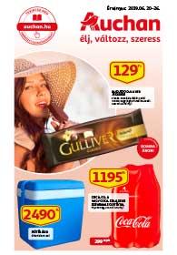 Auchan akciós újság 2019. 06.20-06.26