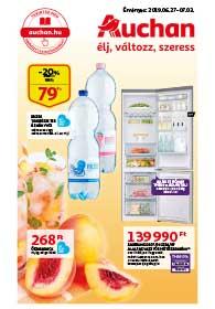 Auchan akciós újság 2019. 06.27-07.03