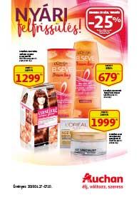 Auchan akciós újság 2019. 06.27-07.10