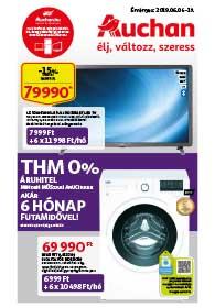 Auchan Műszaki katalógus 2019. 06.06-06.19