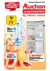 Auchan Szupermarket akciós újság 2019. 06.27-07.03