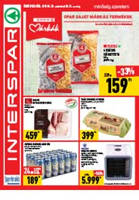 Interspar akciós újság 2019. 06.20-06.26