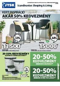 JYSK akciós újság 2019. 06.06-06.12