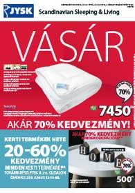 JYSK akciós újság 2019. 06.13-06.26