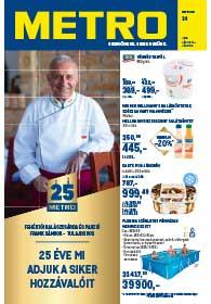 Metro Élelmiszer és Szezonális katalógus 2019. 06.19-07.02