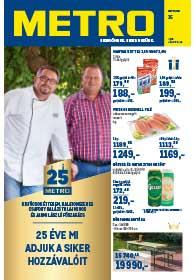 Metro Élelmiszer és Szezonális katalógus 2019. 07.03-07.16