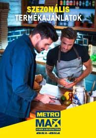 Metro HORECA Max katalógus 2019. 06.14-08.20