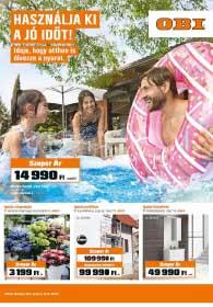 OBI akciós újság 2019. 06.05-06.16