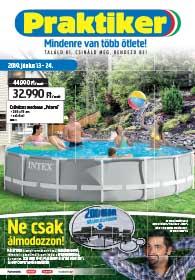 Praktiker akciós újság 2019. 06.13-06.24