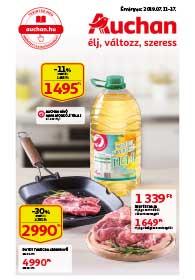Auchan akciós újság 2019. 07.11-07.17